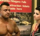 Interview with Cvetko Stojanovski – Bodybuilding SuperShow – Toronto Pro 2011